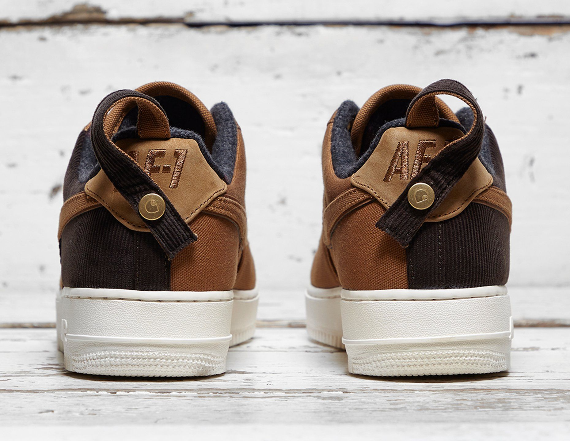 Nike x Carhartt WIP Air Force 1'07 Premium Low