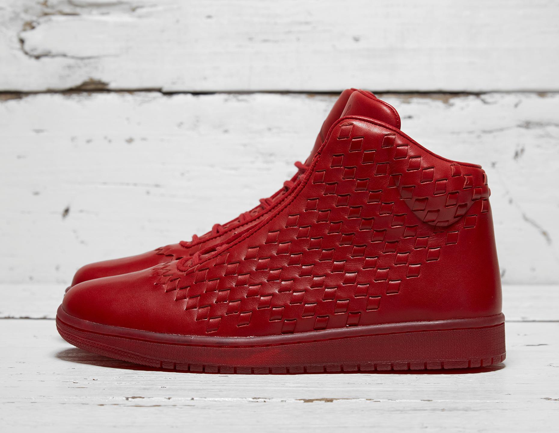 Mens Jordan Shine - Red, Red - photo 1/1