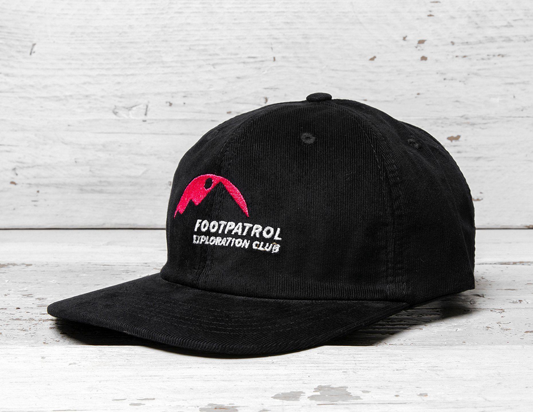 Footpatrol x Theobalds: Exploration Club Souvenir Cap