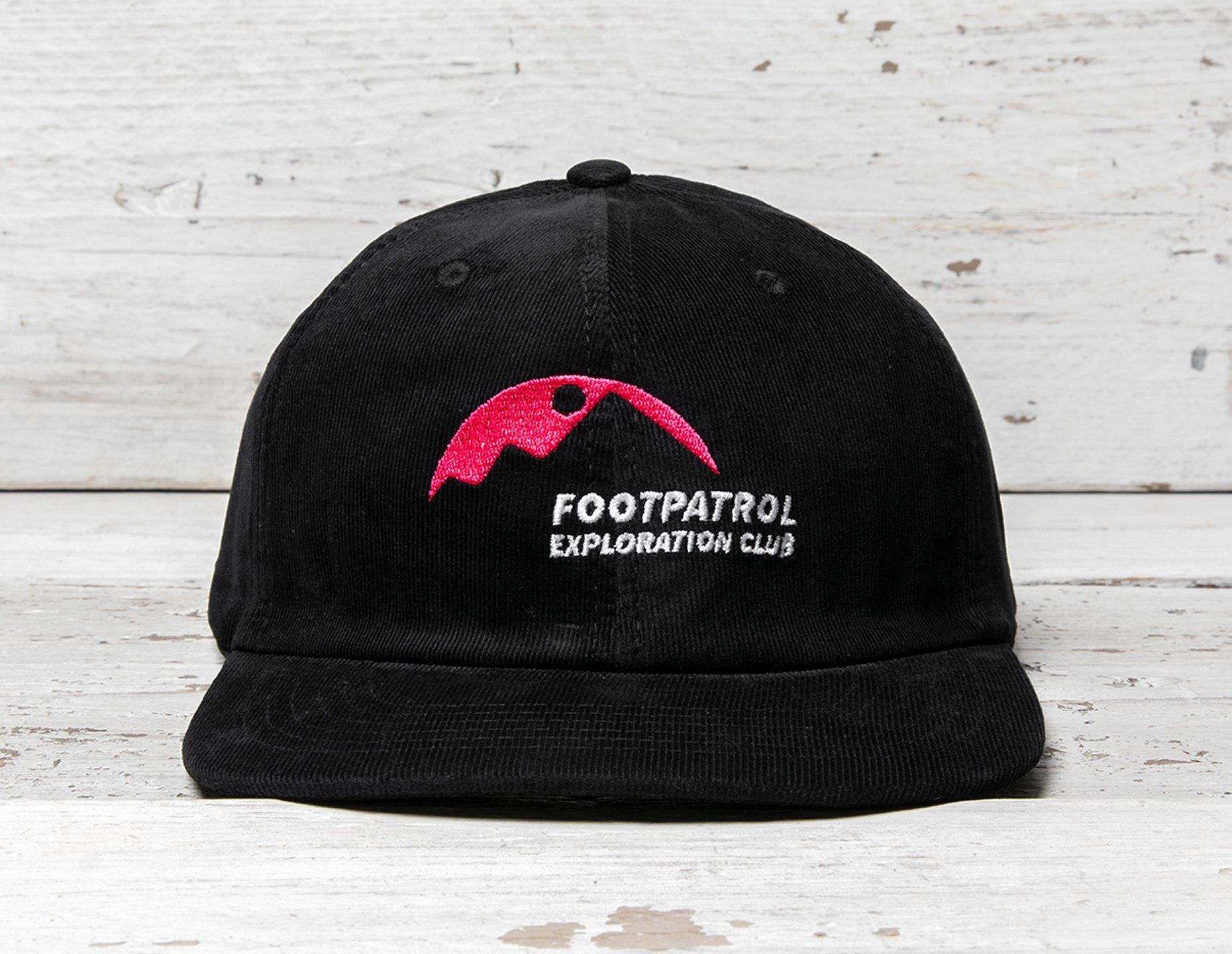 Footpatrol x Theobalds: Exploration Club Souvenir Cap