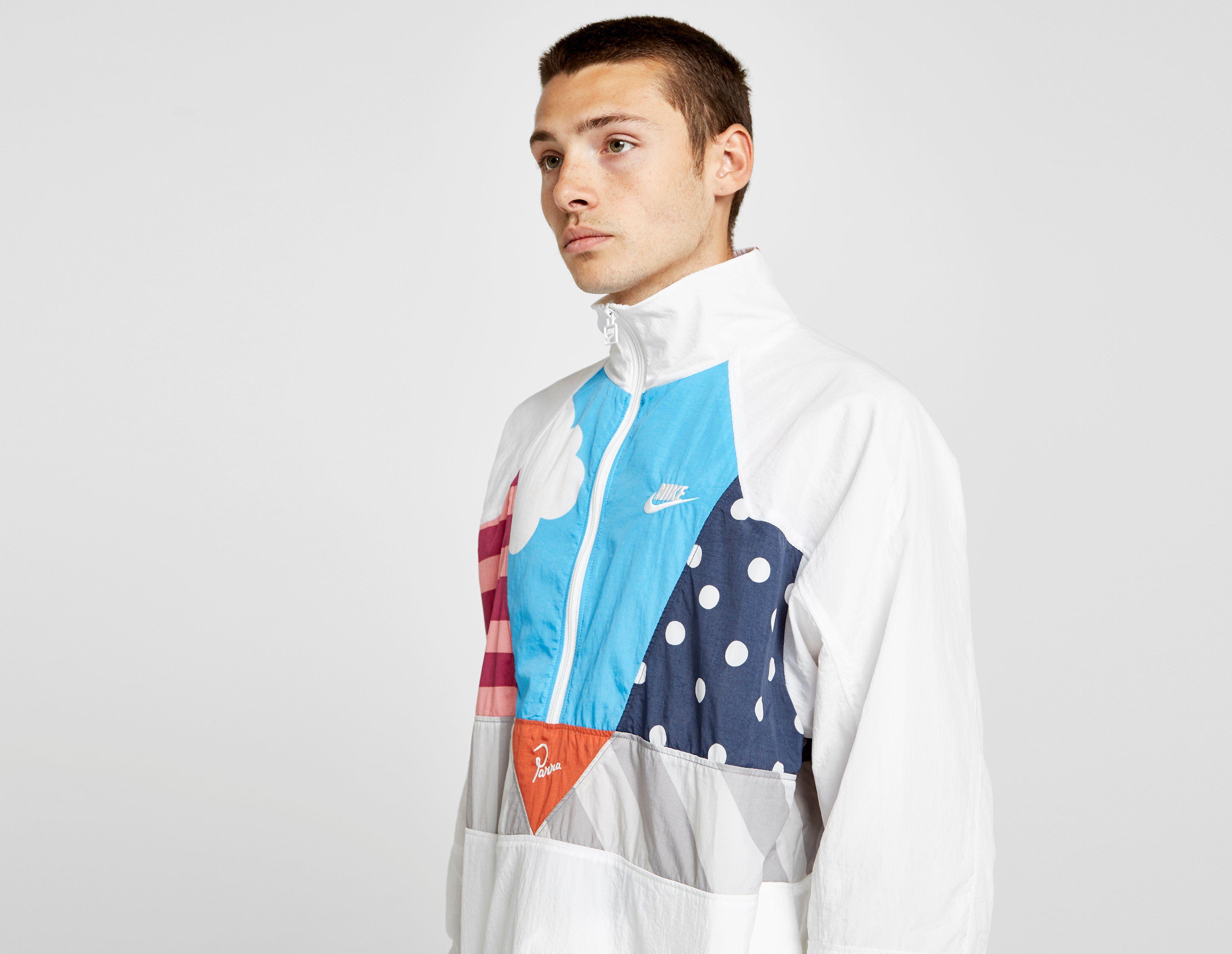 Nike x Parra Half-Zip Tracksuit