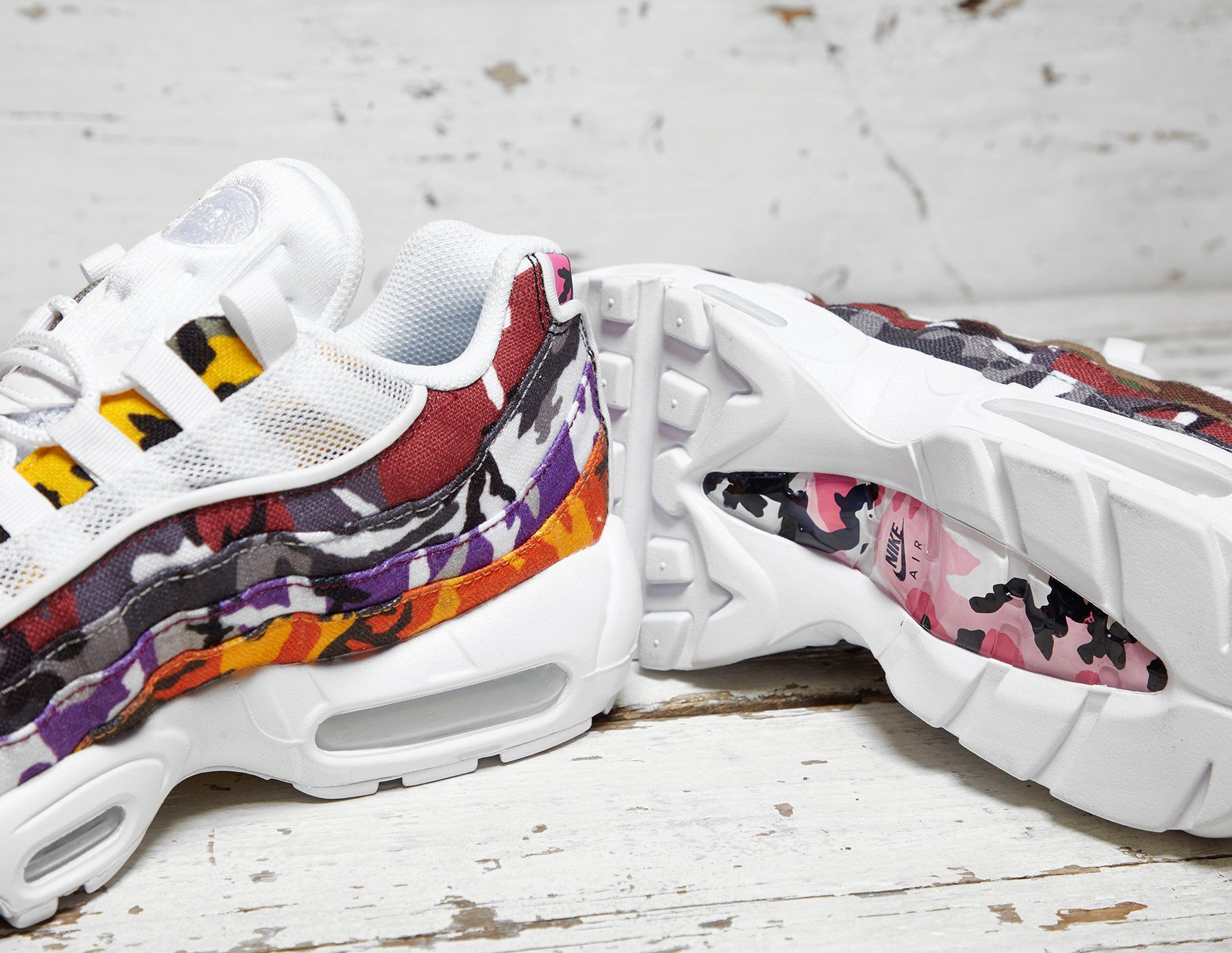 Nike Air Max 95 'ERDL Party'