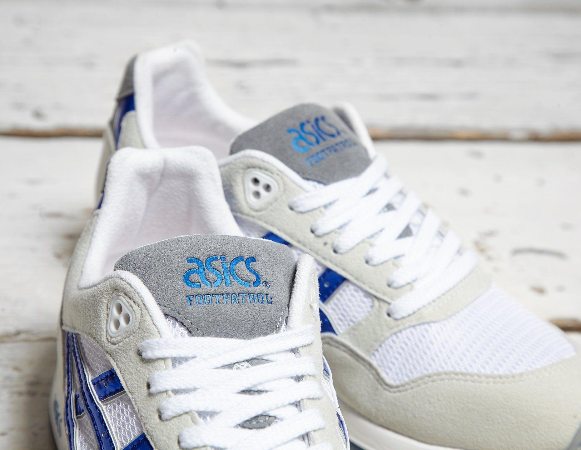 ASICS x Footpatrol GEL-SAGA Women's