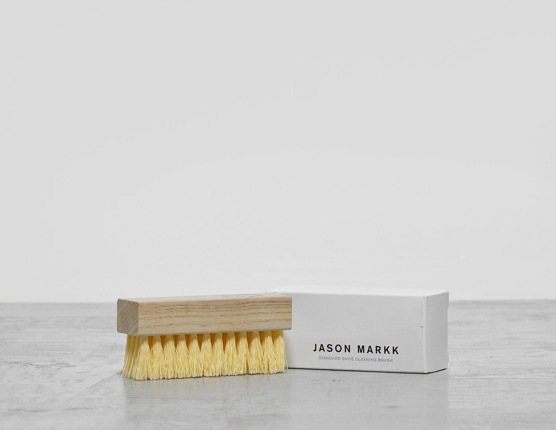 Mens Jason Markk Standard Shoe Cleaning Brush - Brown, Brown - photo 1/1
