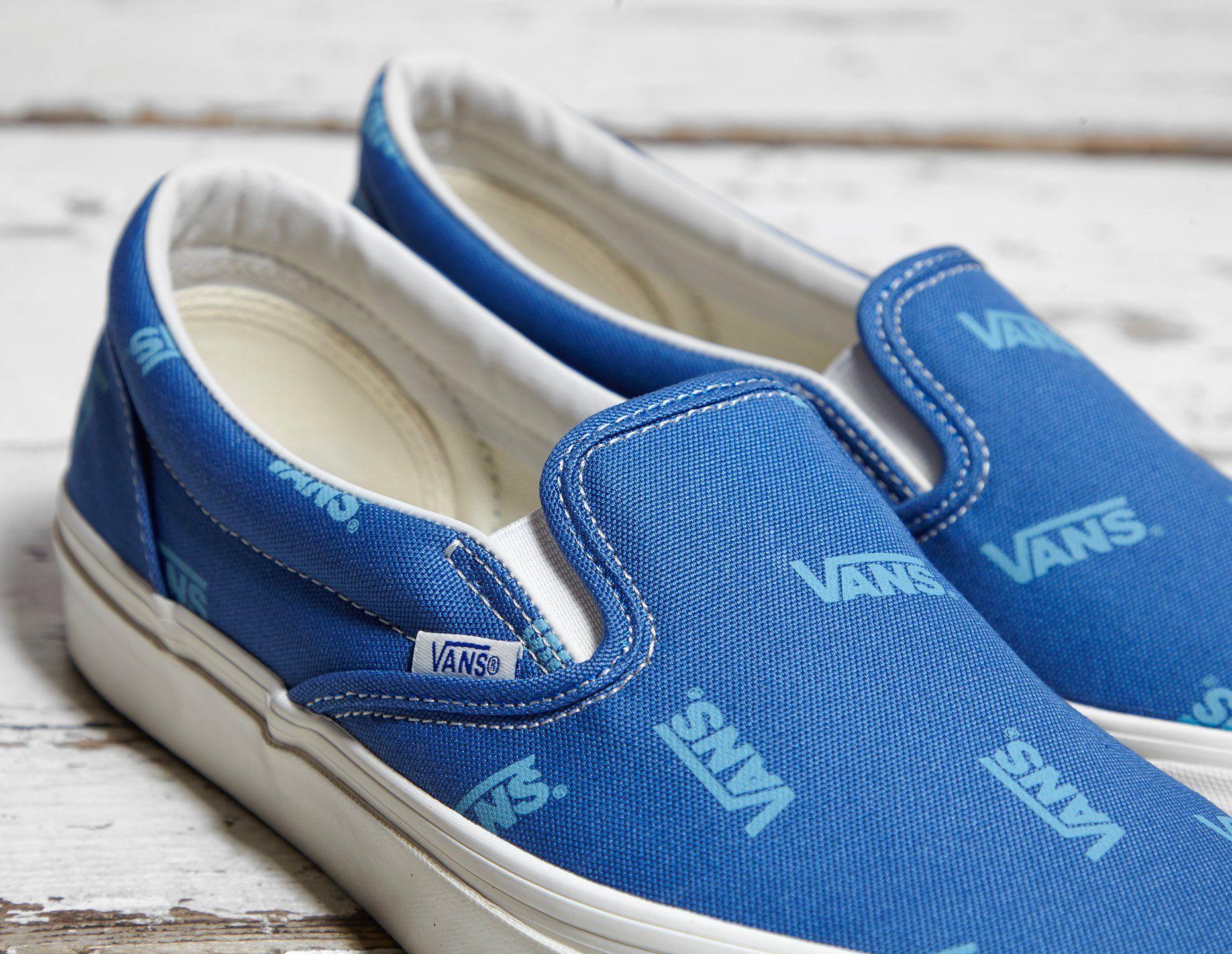 Vault by Vans Slip-On LX All Over Print