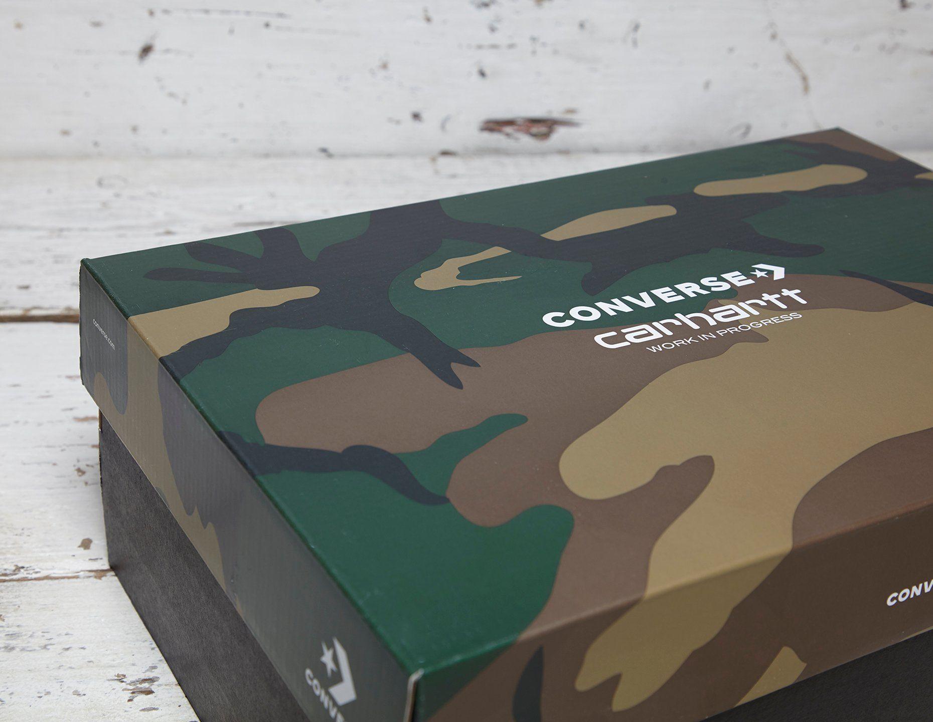 Converse x Carhartt WIP One Star Ox