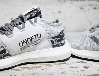 sports shoes 88794 3b0e2 adidas x UNDEFEATED Pure Boost GO