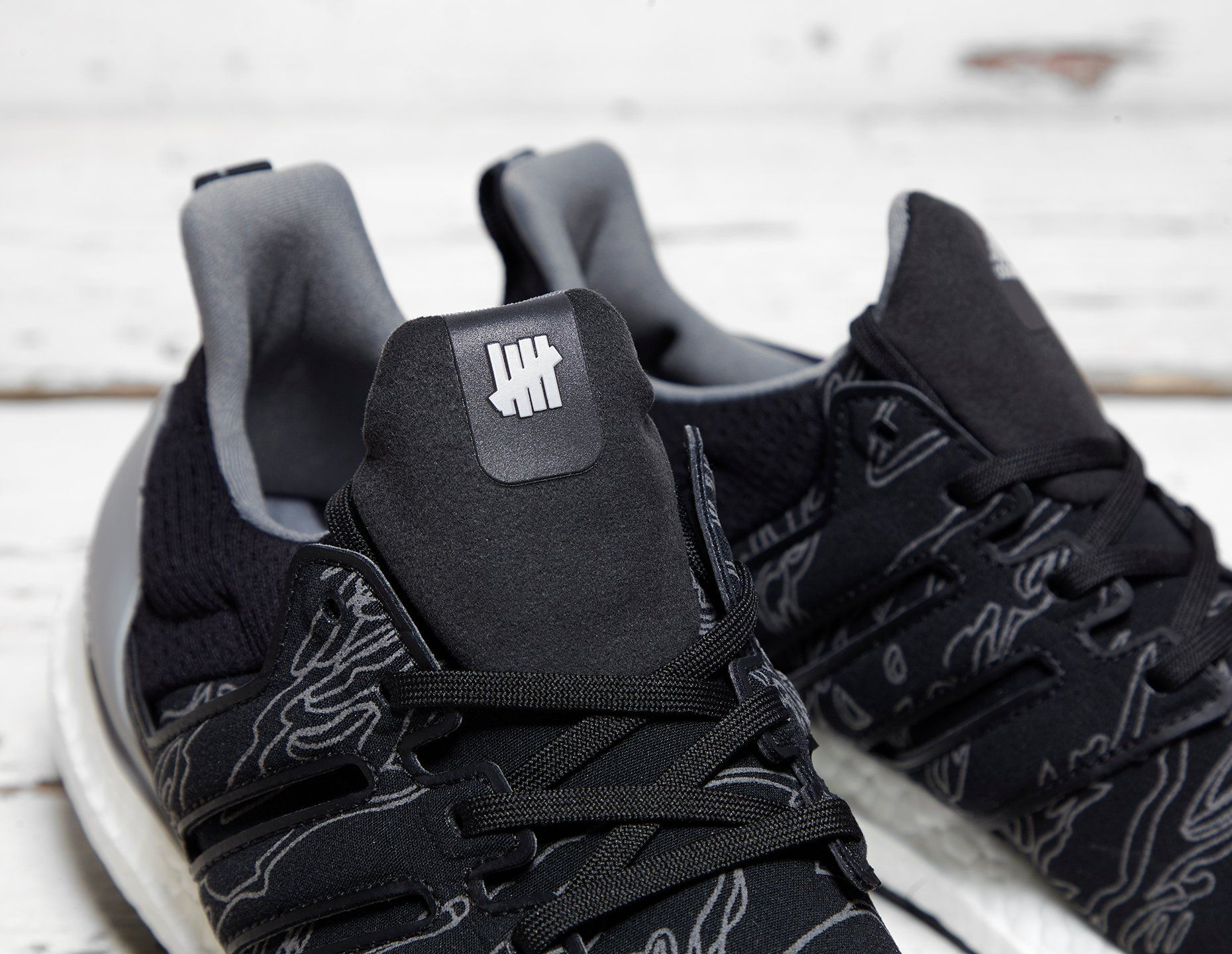 adidas x UNDEFEATED Ultra Boost