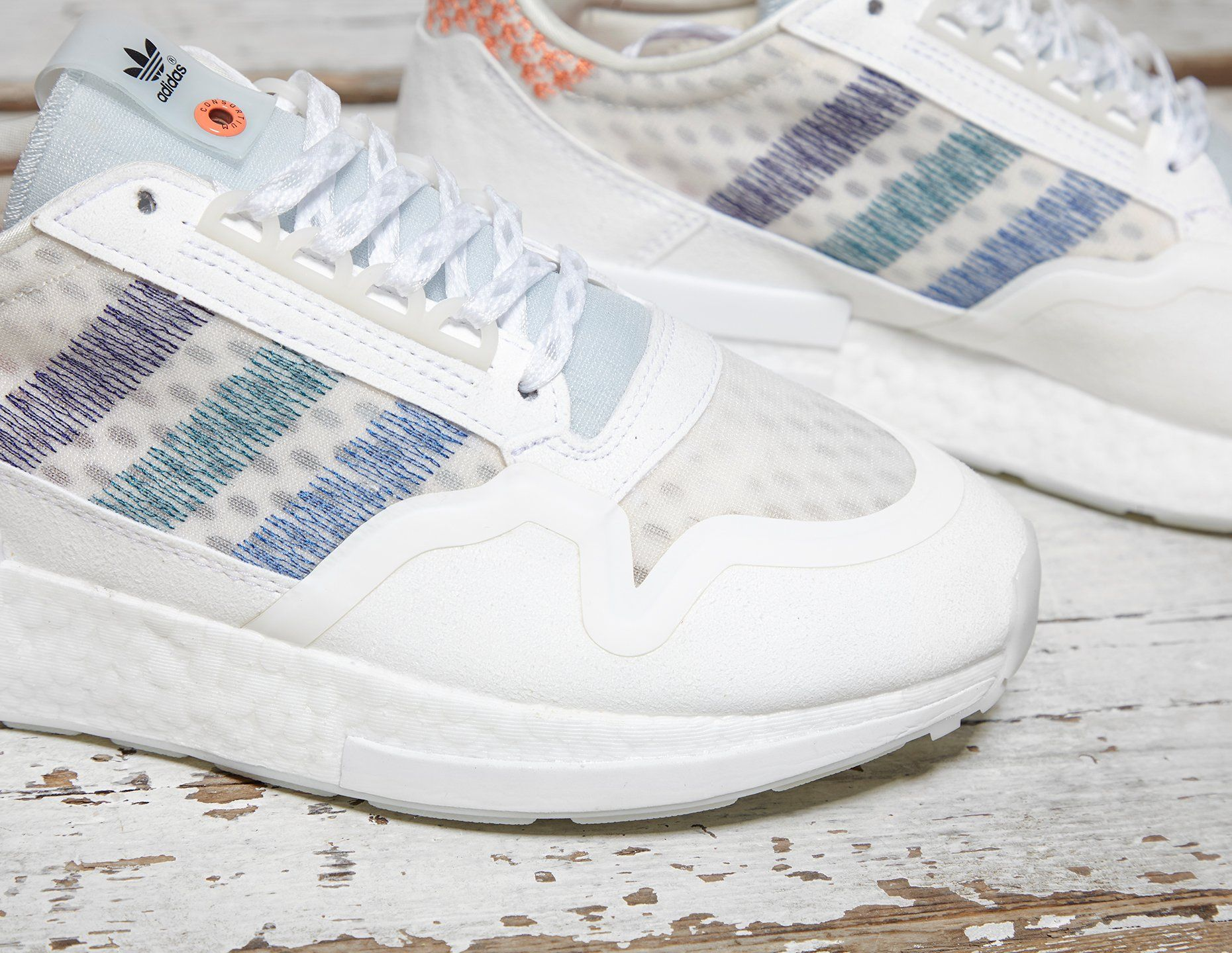 adidas Consortium x Commonwealth ZX 500 RM