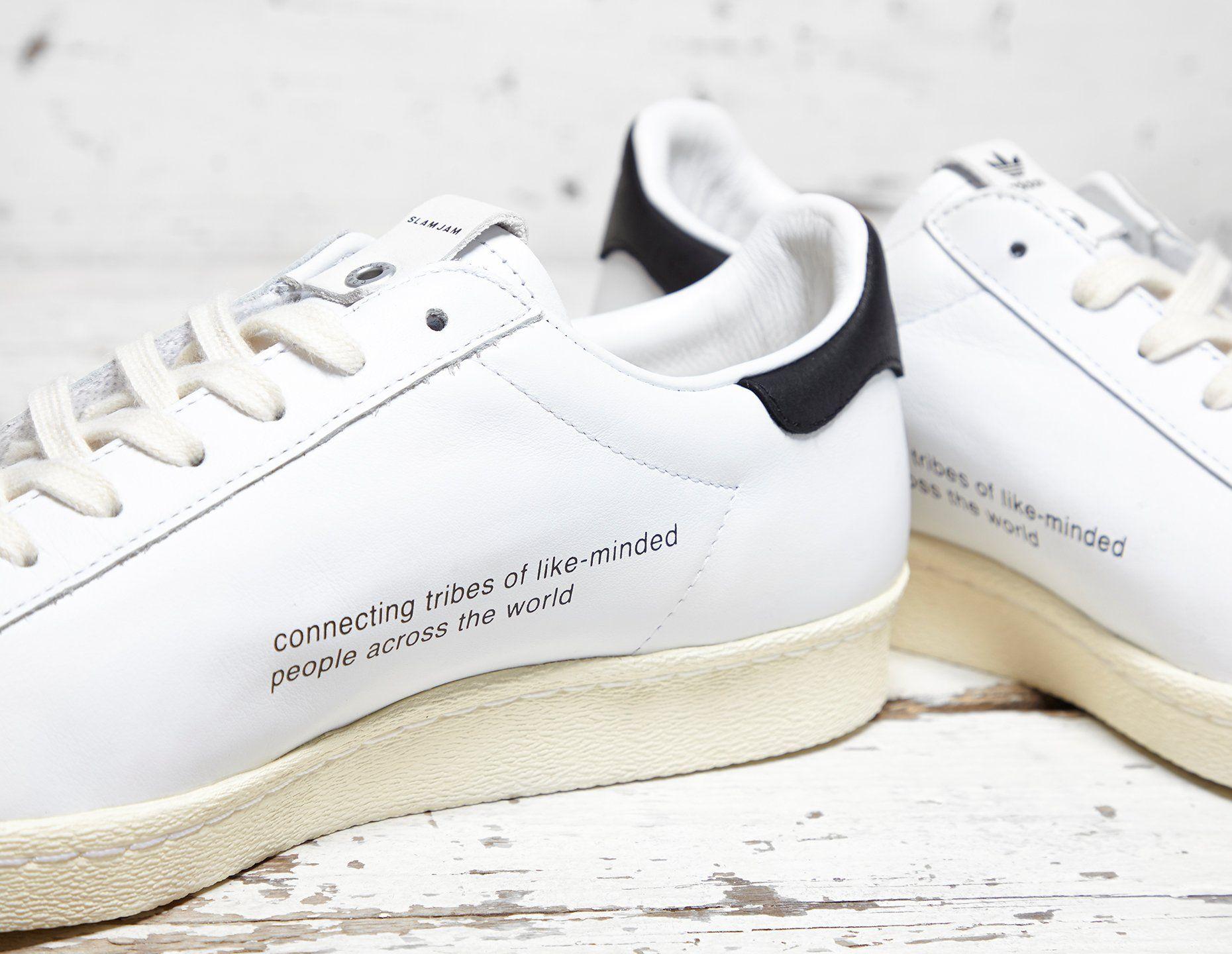 adidas Consortium x SLAM JAM Superstar 80