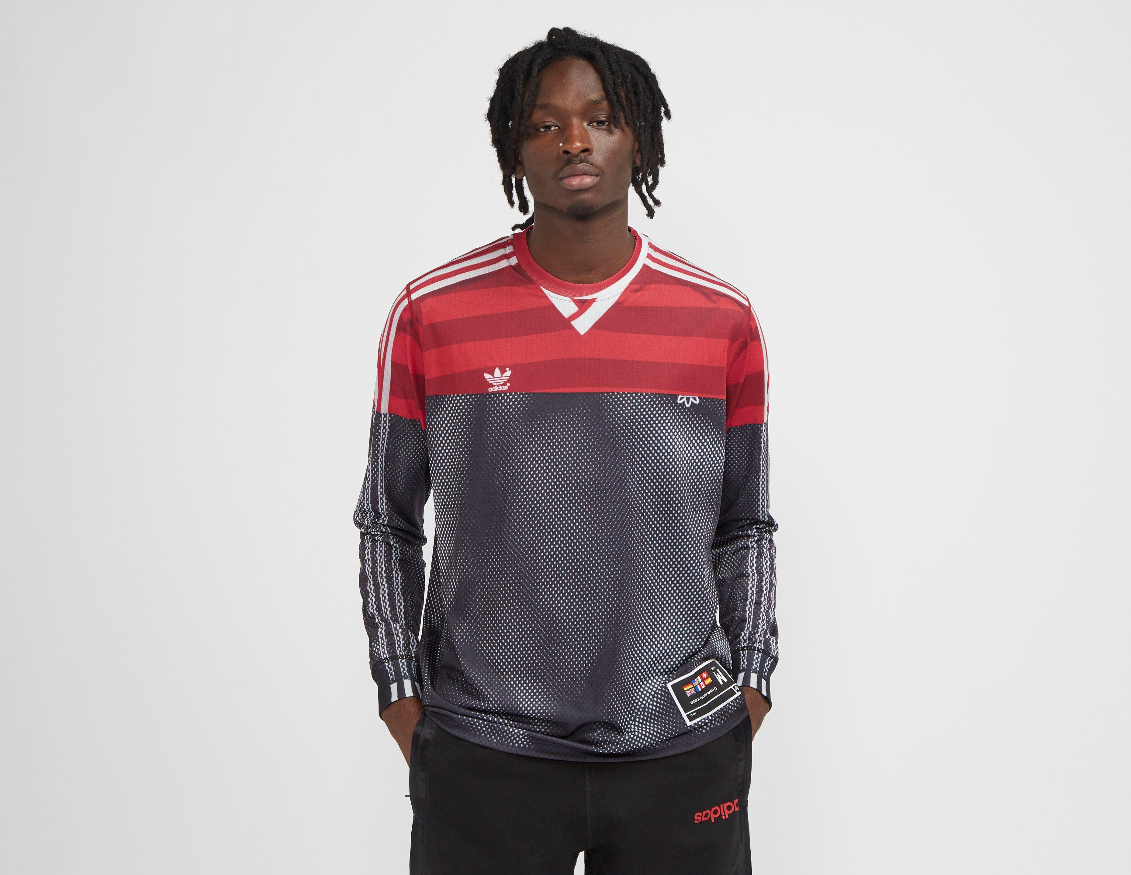 adidas Originals by Alexander Wang Photocopy Long Sleeved T-Shirt