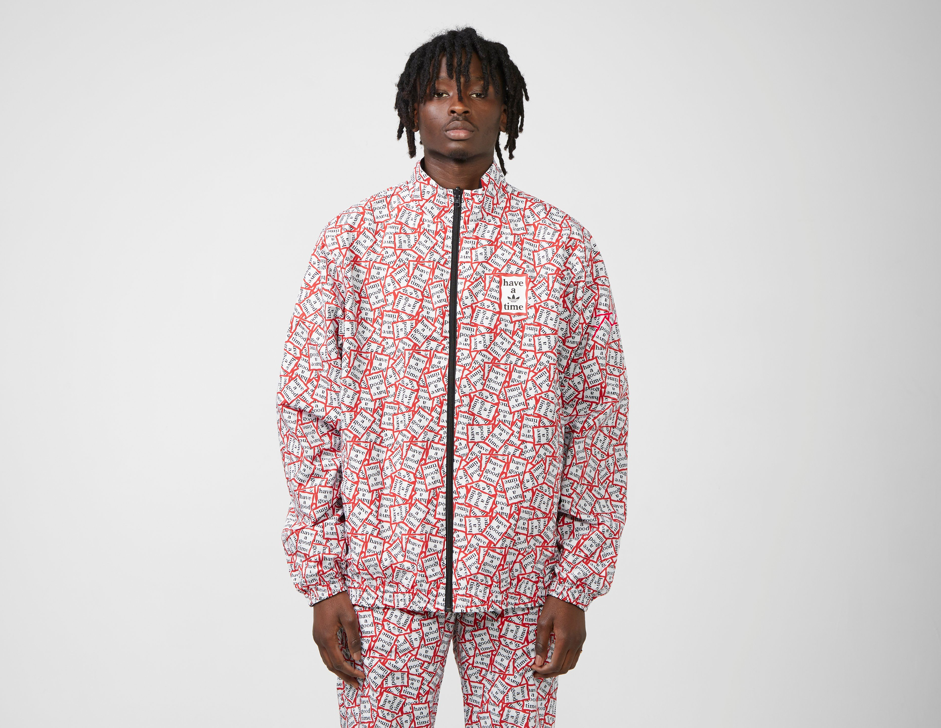 adidas Originals x Have A Good Time Reversible Track Top