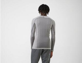 newest 3304c bc161 adidas x UNDEFEATED Alphaskin Tech Heat Climaheat T-Shirt