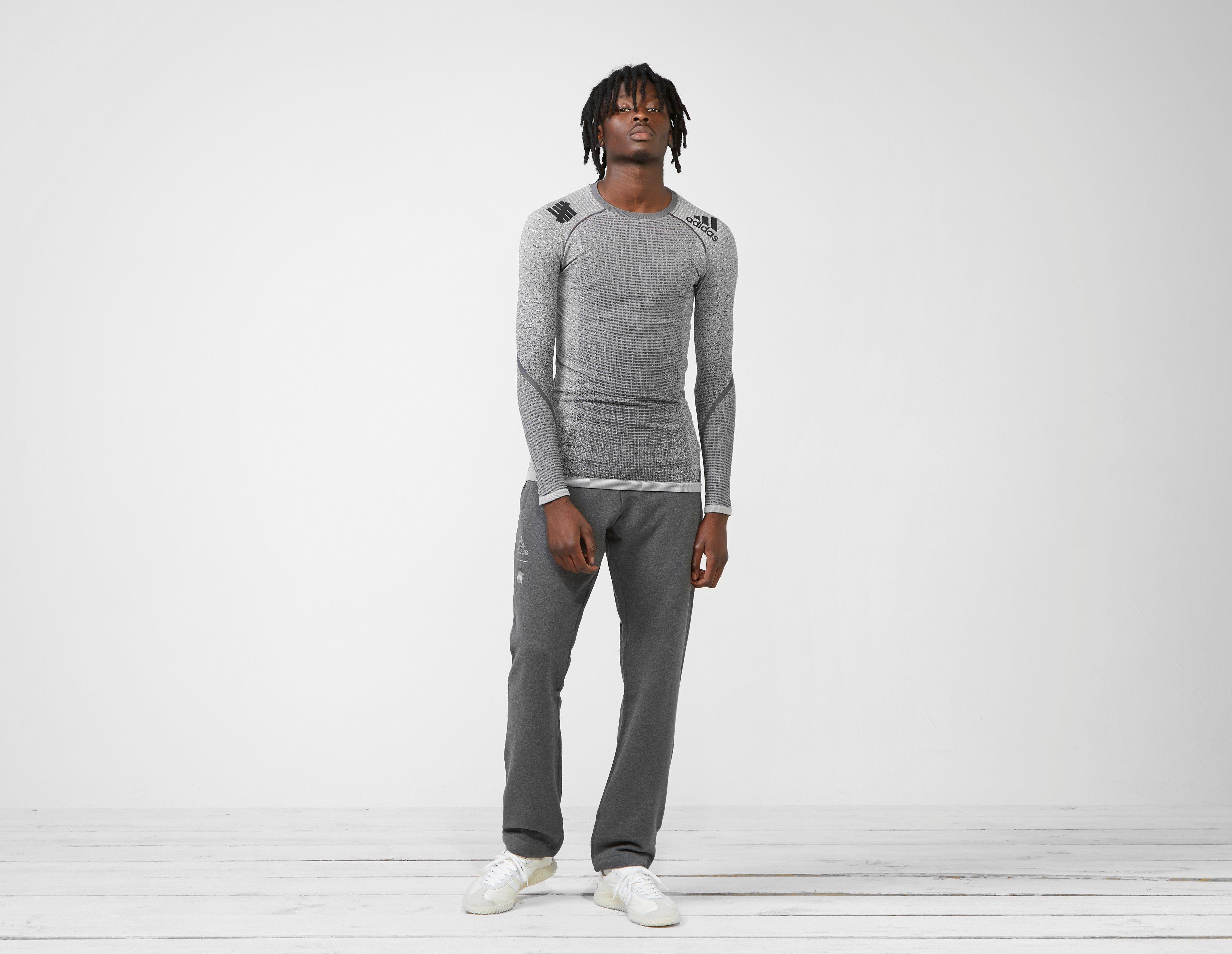 adidas x UNDEFEATED Alphaskin Tech Heat Climaheat T-Shirt