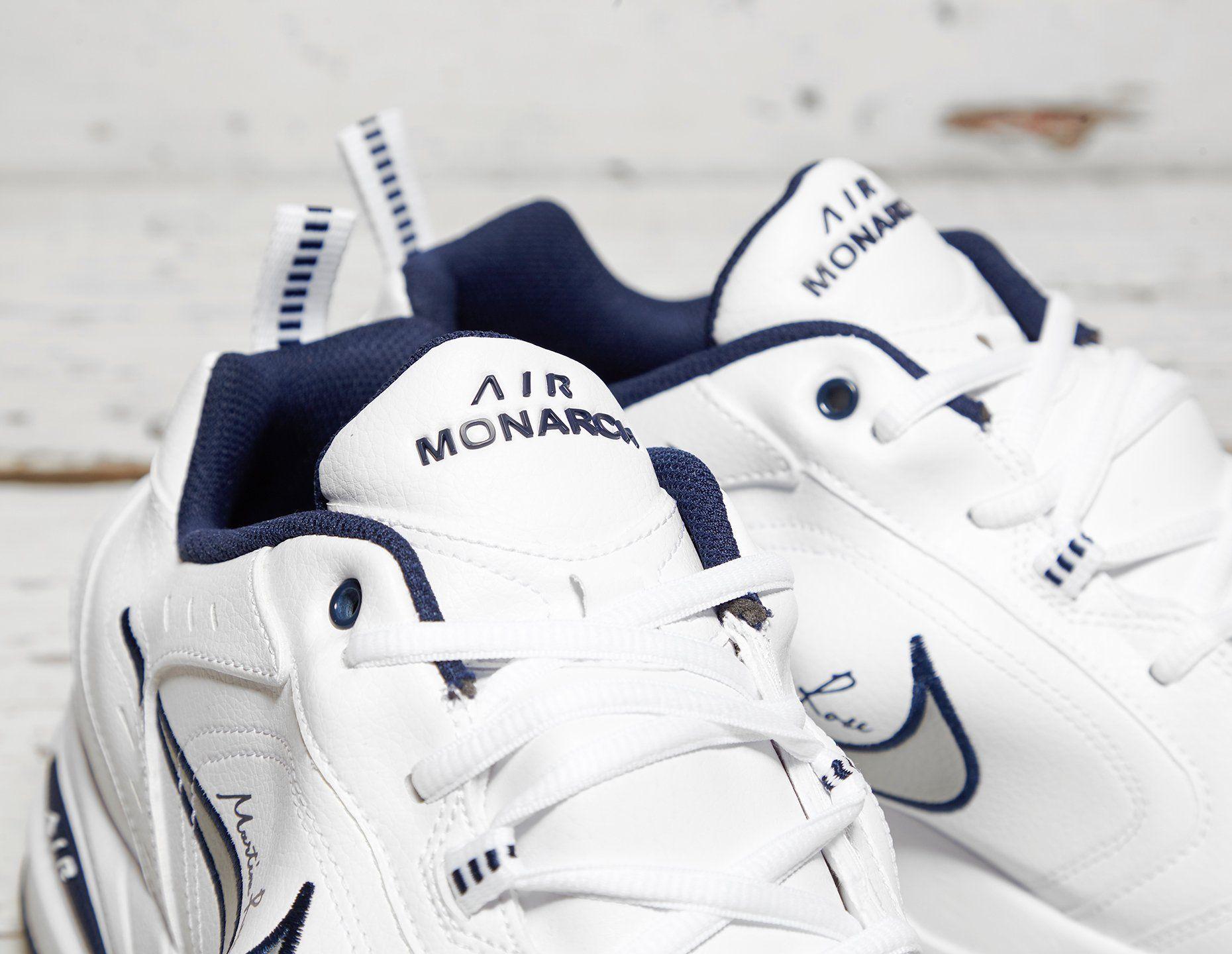 Nike x Martine Rose Air Monarch IV