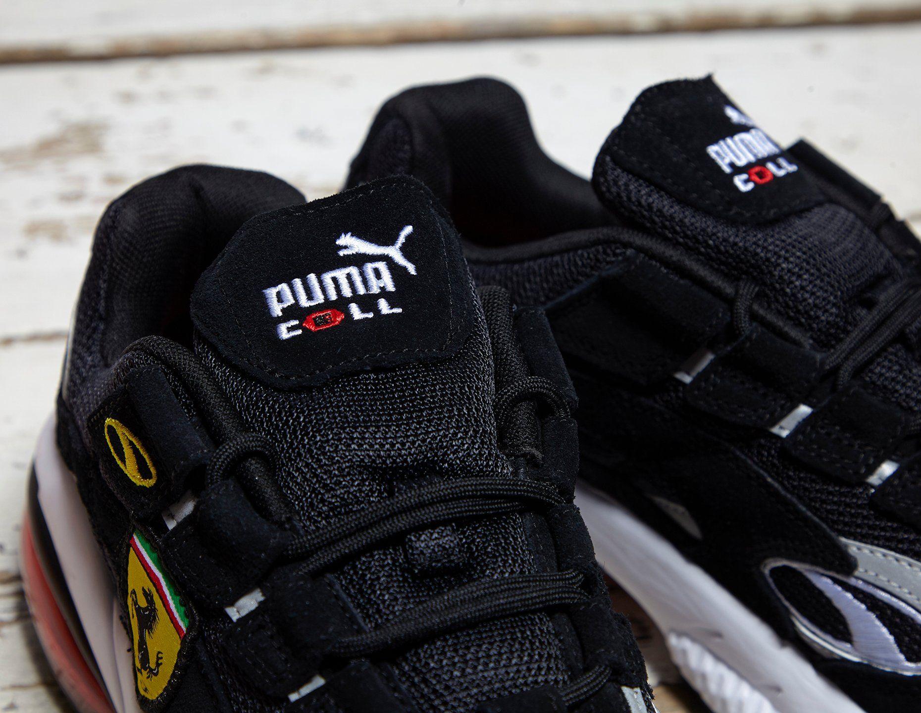 PUMA x Scuderia Ferrari Cell Venom