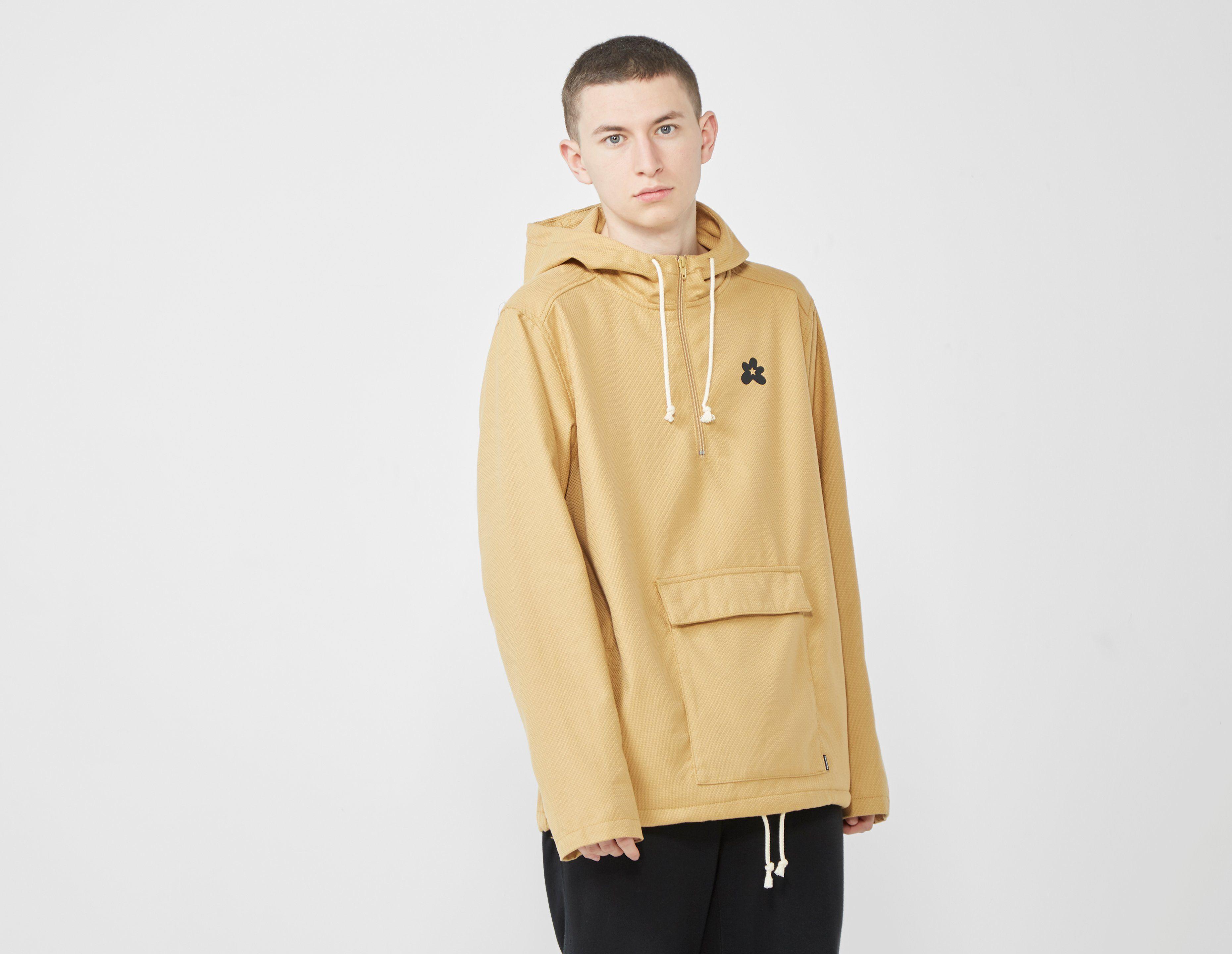 Converse x Tyler Golf Le Fleur Half-Zip Jacket