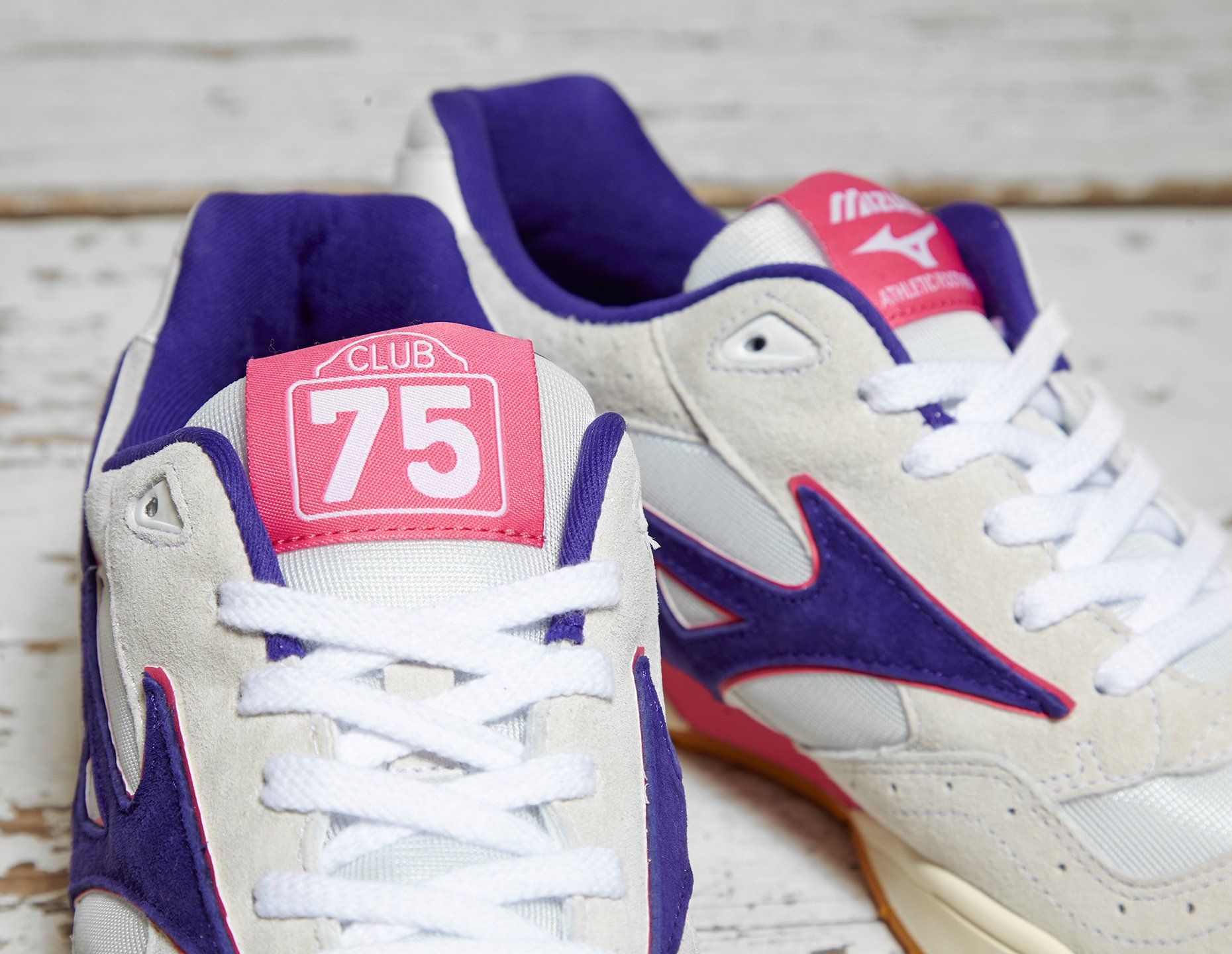 Mizuno x Club 75 Court Select