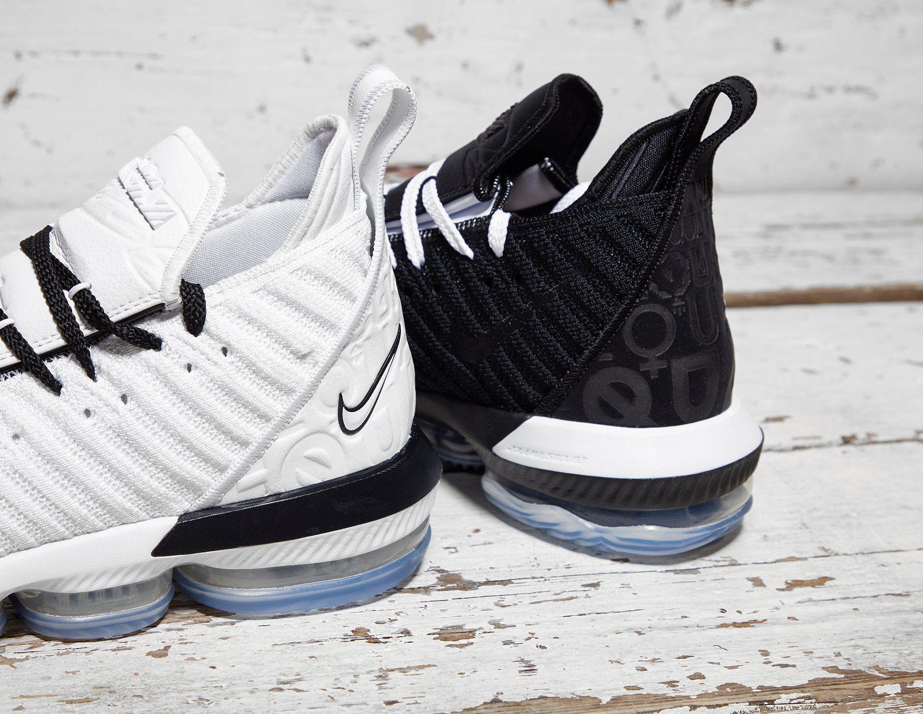 Nike LeBron XVI 'Equality' QS