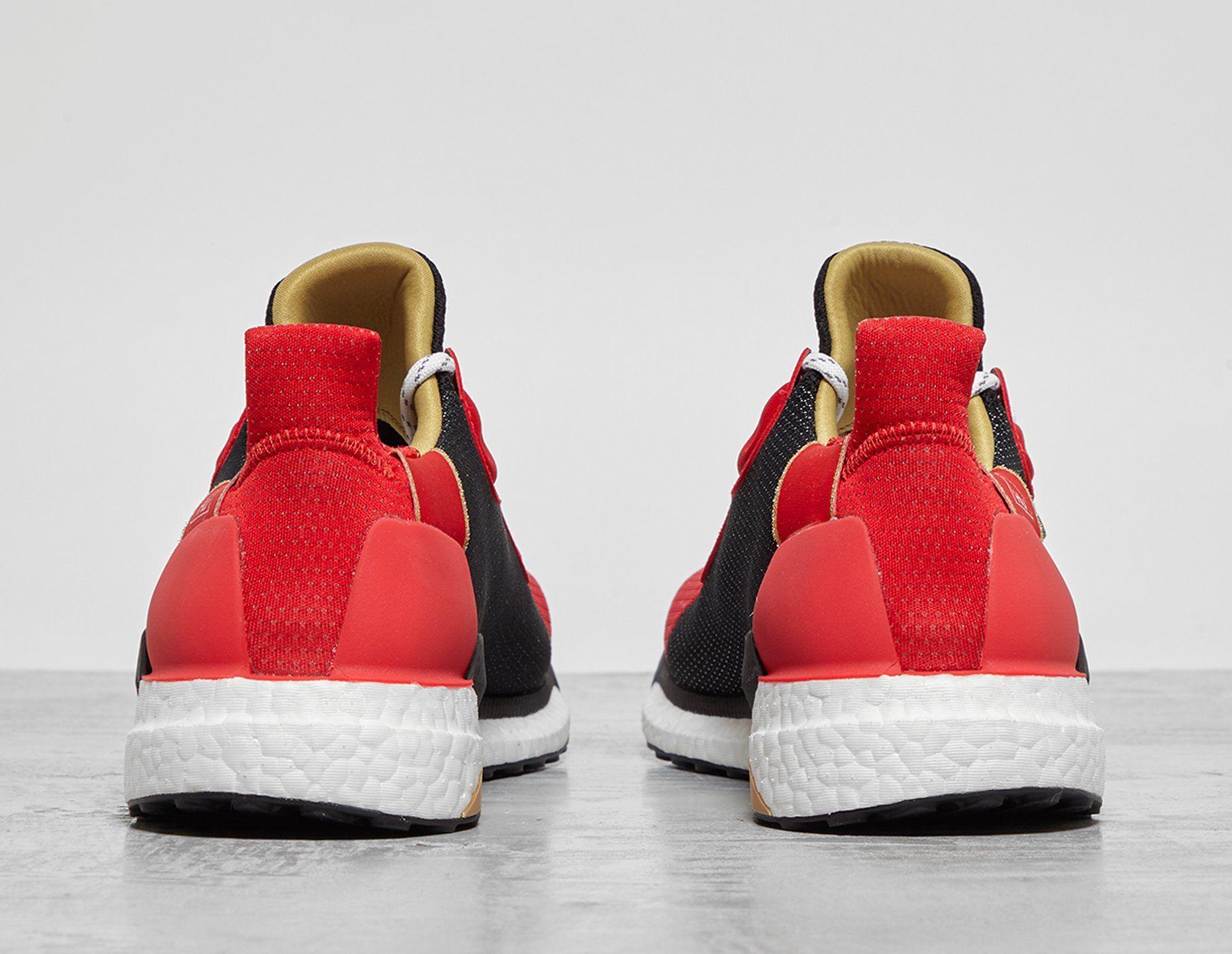 adidas Originals by Pharrell Williams Solar Hu Glide 'CNY'