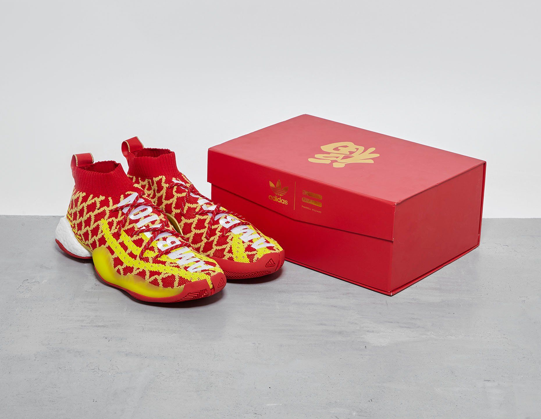 adidas Originals by Pharrell Williams Crazy BYW 'CNY'
