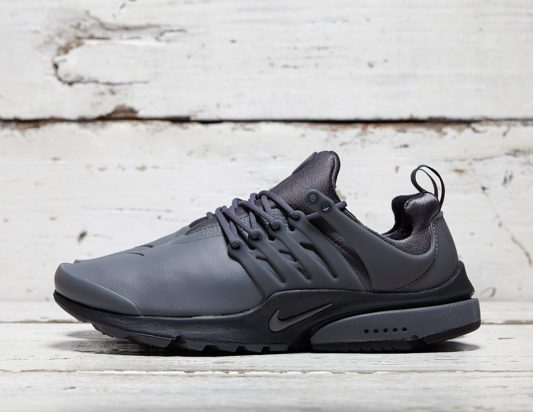 Mens Nike Air Presto Low Utility - Grey, Grey - photo 1/1