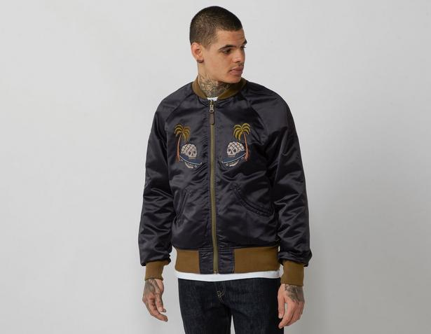 x Taka Hayashi Tour Jacket