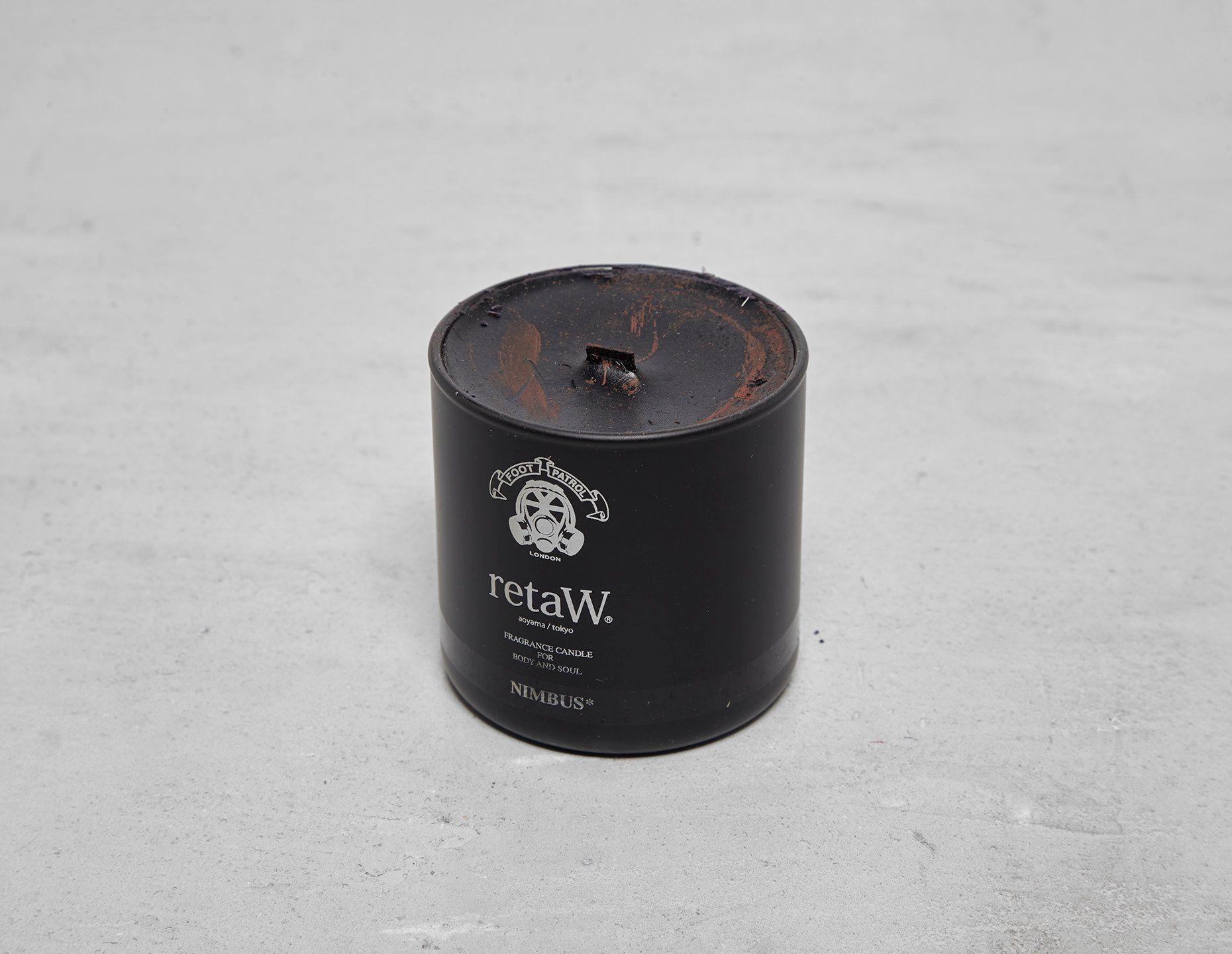 RetaW x Footpatrol 'NIMBUS' Candle