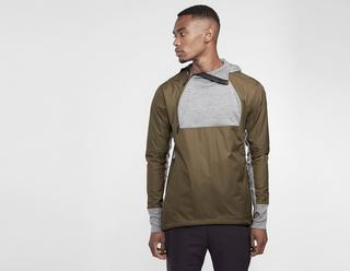 Atlas 1/2 Zipped Hoody