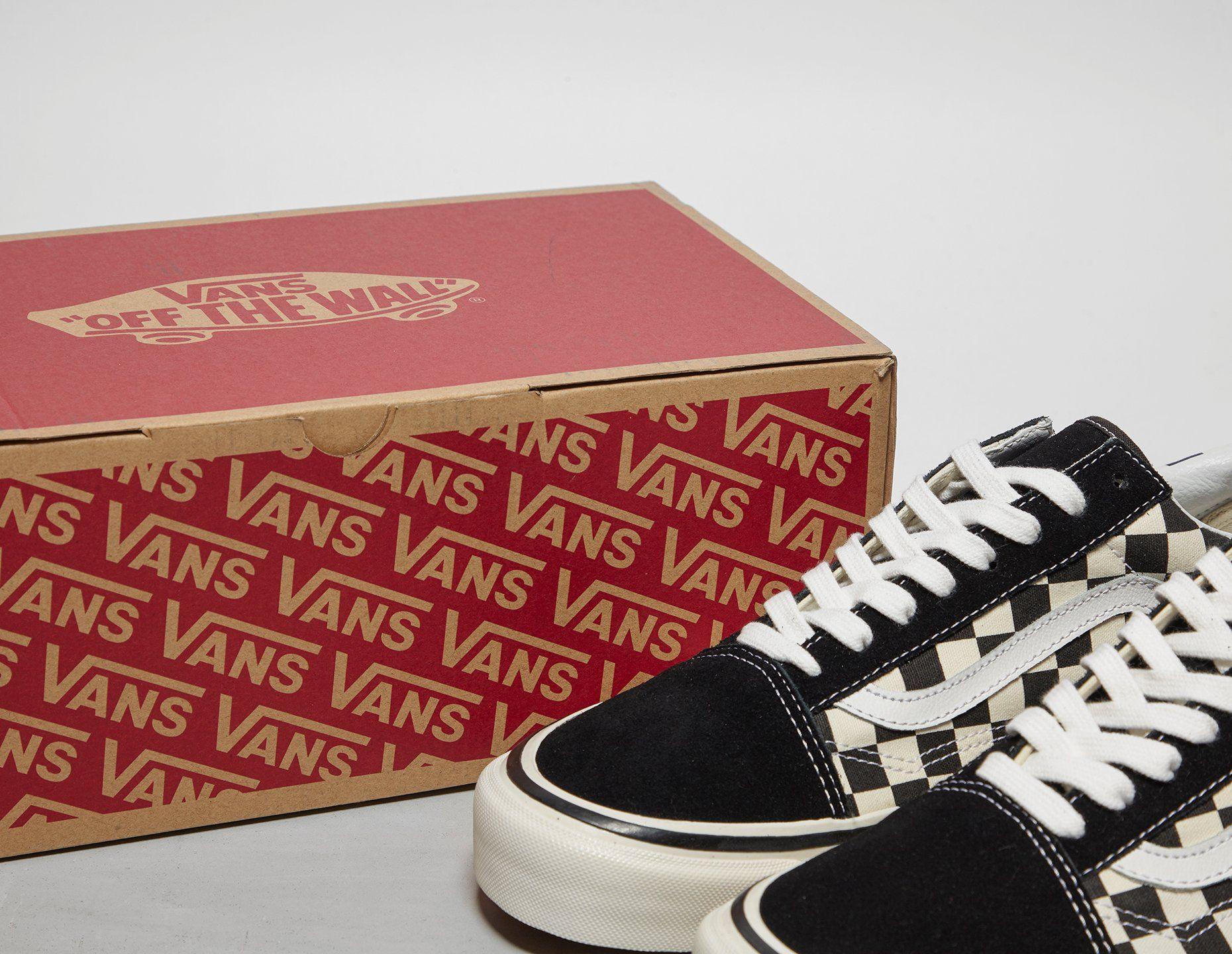 Vans Anaheim Old Skool Checkerboard