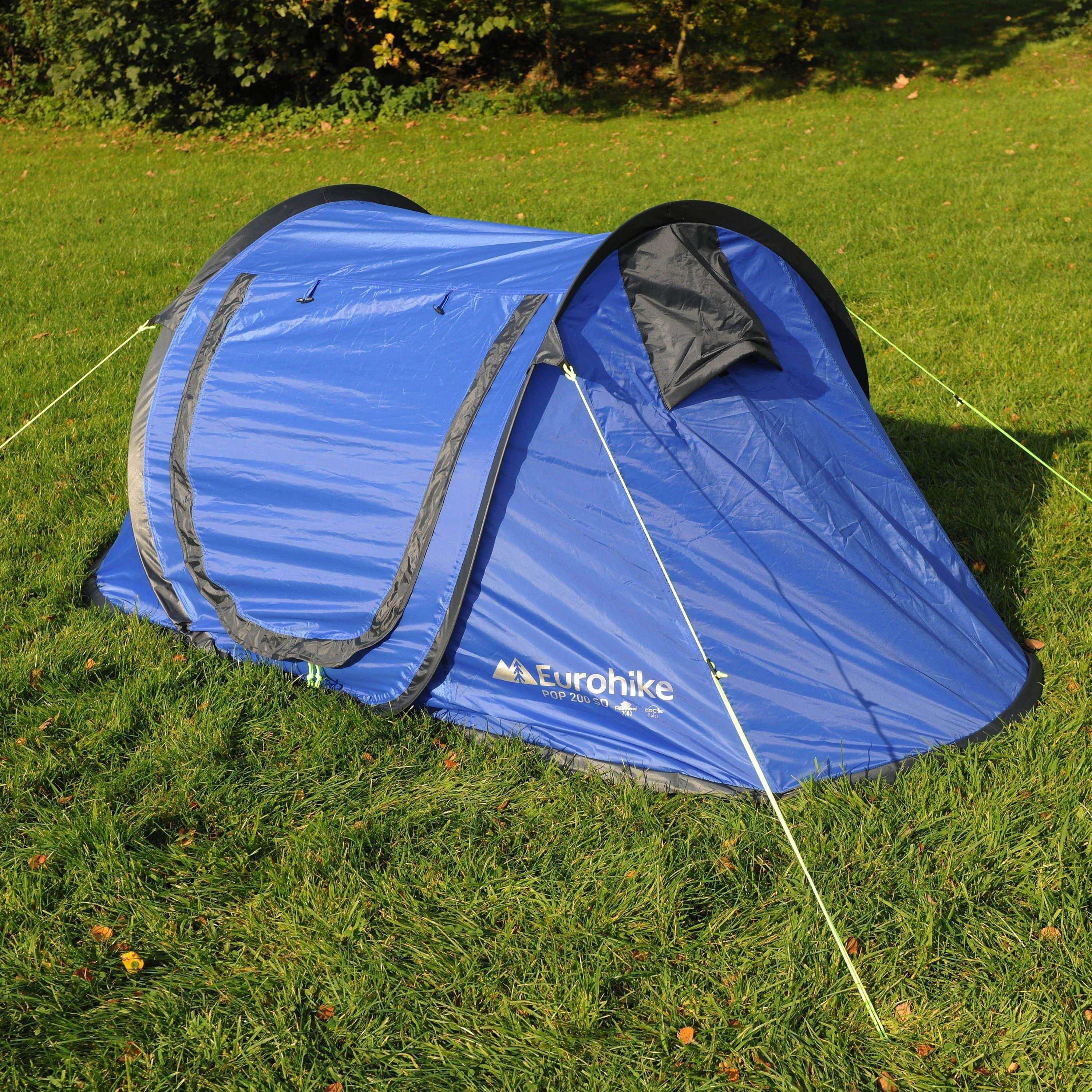 EUROHIKE Pop 200 SD Tent & EUROHIKE Tents Outdoor | Activ Instinct