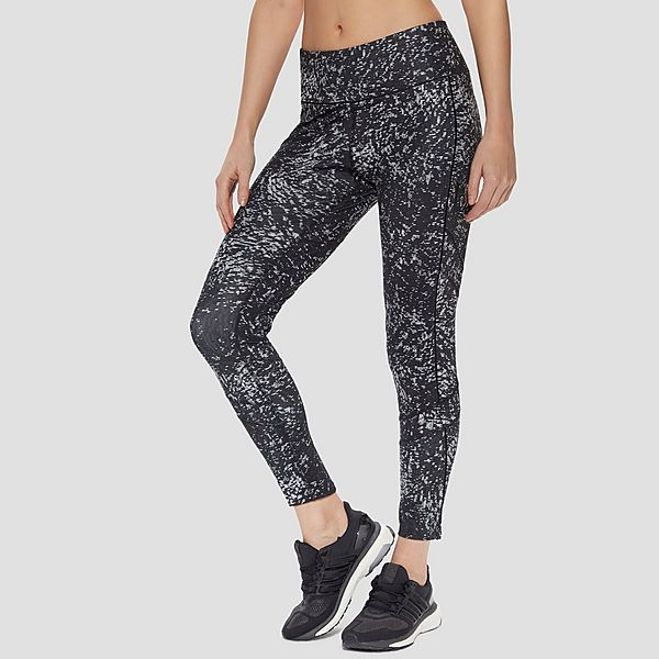 53958d8f7a78a6 adidas How We Do 7/8 Printed Women's Running Tights | activinstinct