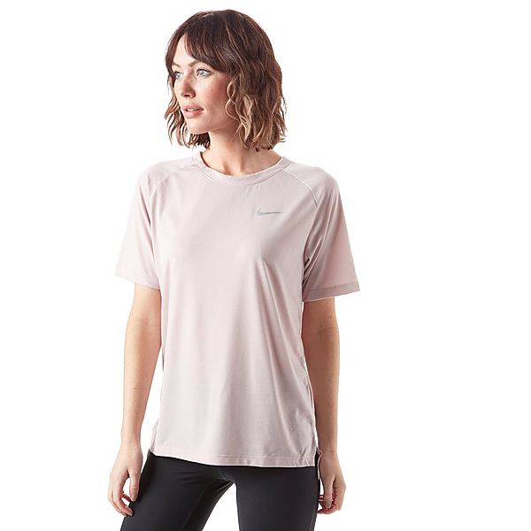 592e63d40 Nike Dri-Fit Tailwind Short-Sleeve Women's Running T-Shirt ...