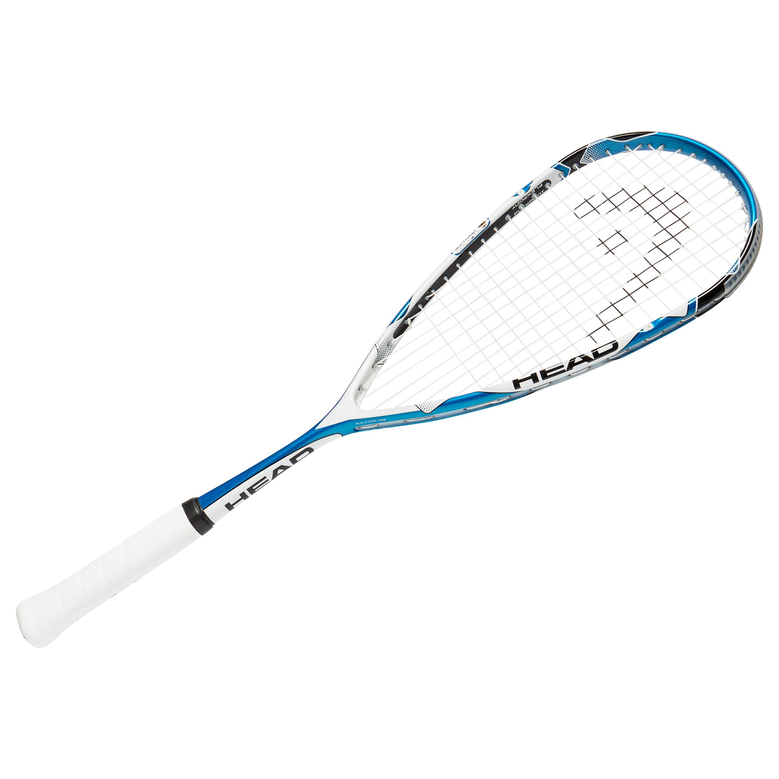 Head Microgel 125 Squash Racket