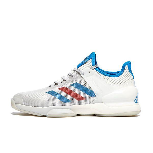 new style 5b0d1 11338 adidas Adizero Ubersonic 2 50th Anniversary Mens Tennis Shoes