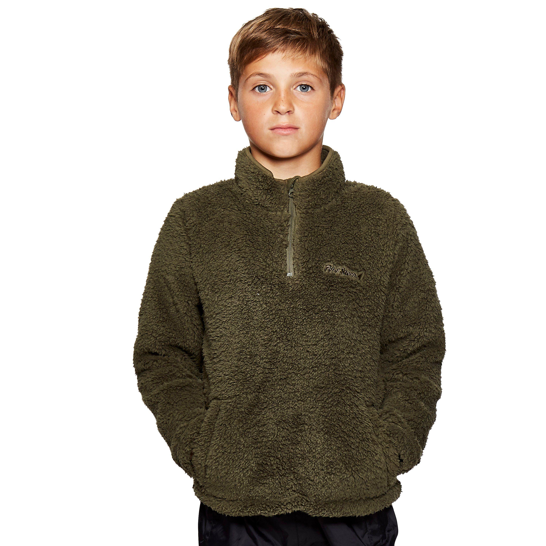 Peter Storm Boys' Teddy Half Zip Fleece