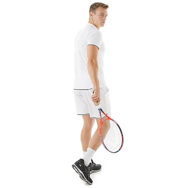 2128482c5 ASICS Gel-Cool Performance Polo Men's Tennis T-Shirt | activinstinct