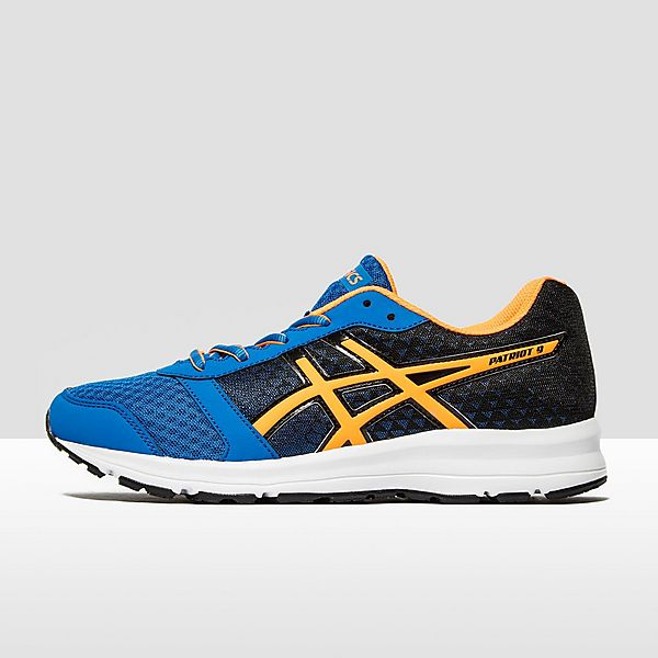 asics running junior