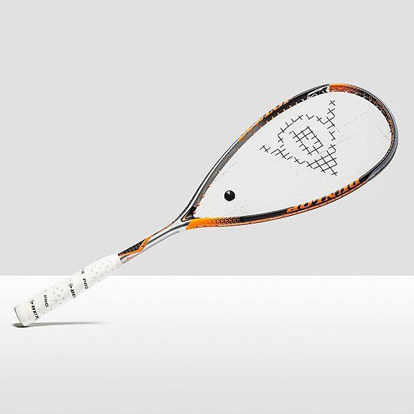 Dunlop Hyperfibre+ Revelation 135 Squash Racket