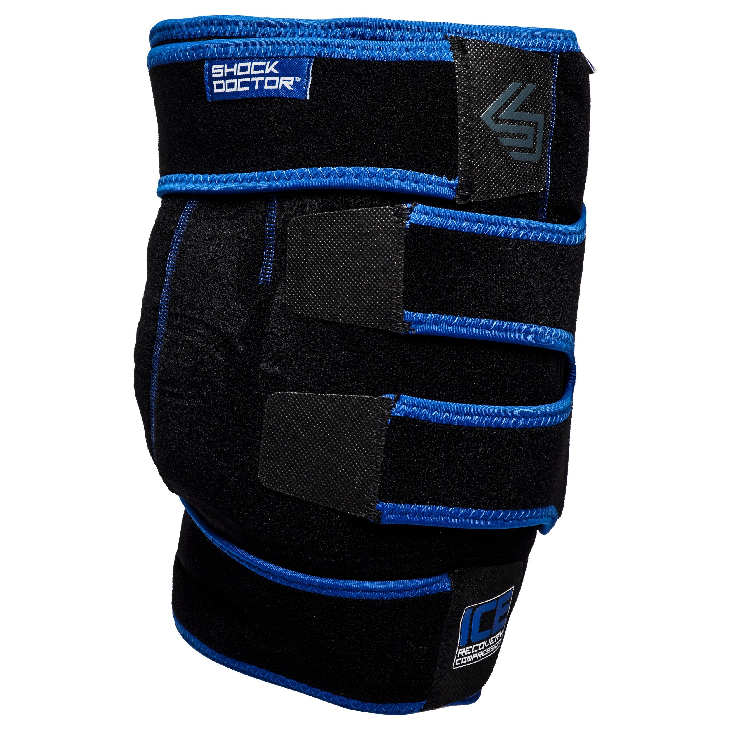 Shock Doctor Ice Recovery Compression Knee Wrap