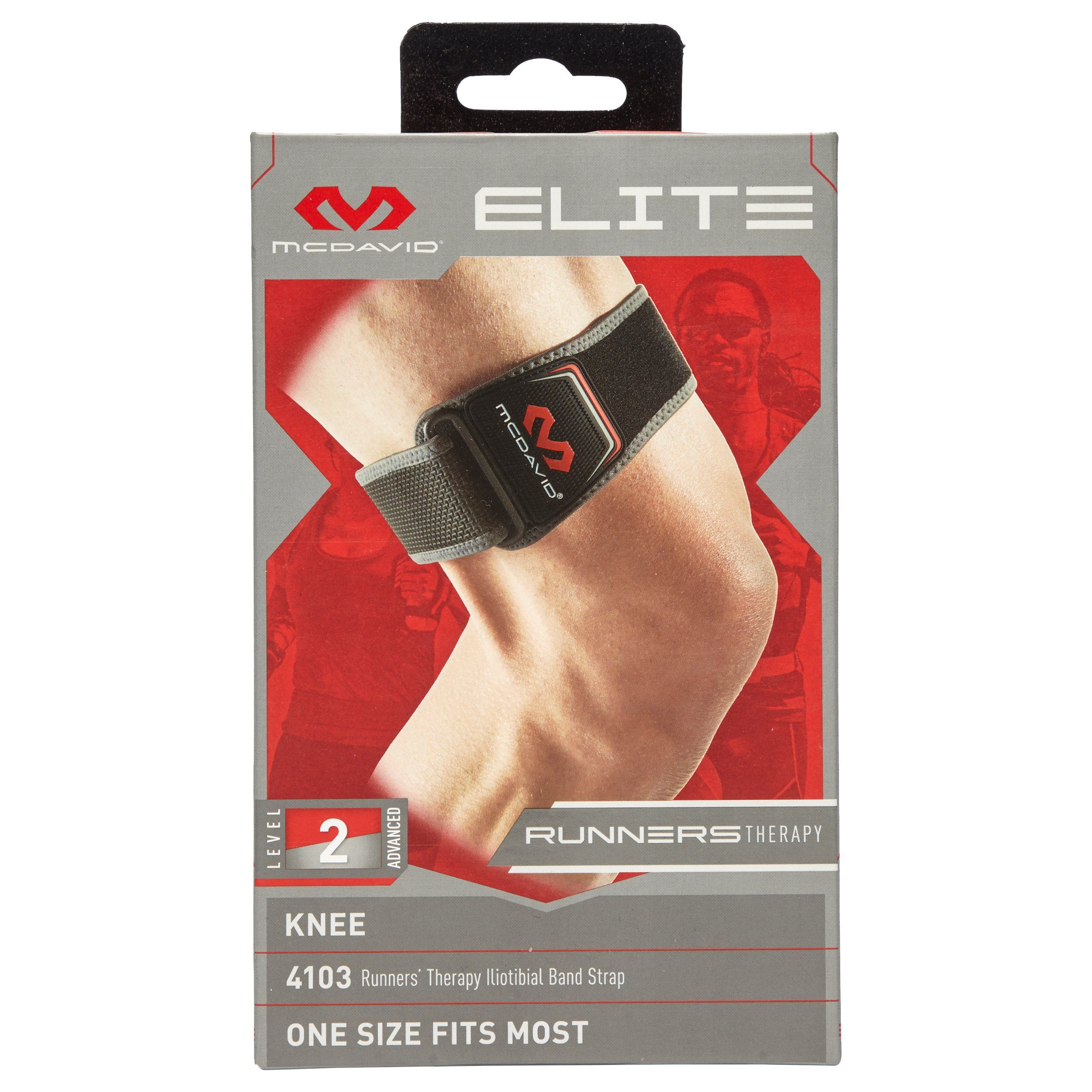 McDavid Runners' Therapy Illiotibial Band Strap