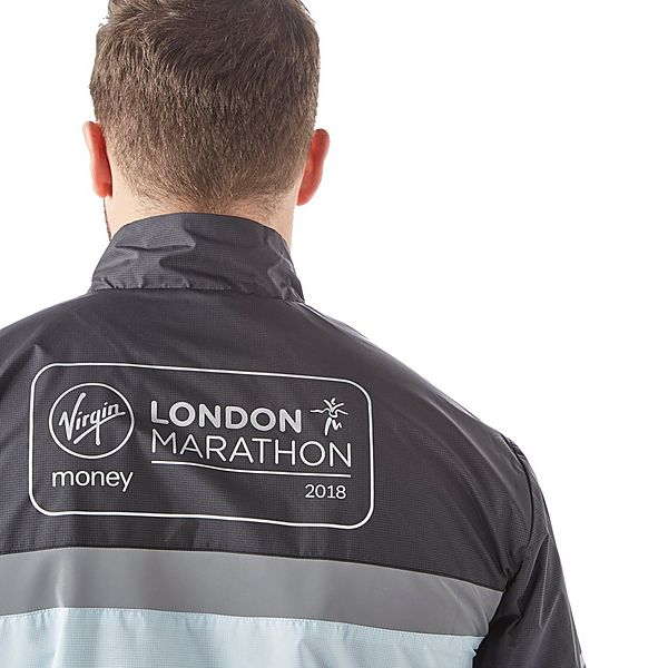 943303ce09e45 New Balance London Marathon 2018 Edition Windcheater Men's Running Jacket