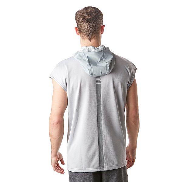 PUMA Oceanaire Sleeveless Hooded Men's Training Top