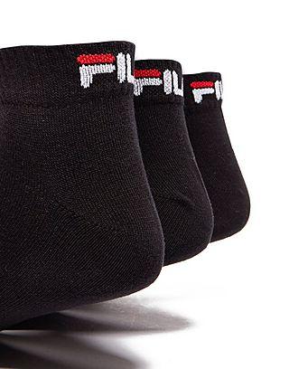 Fila Ankle Training Socks (3 Pairs)