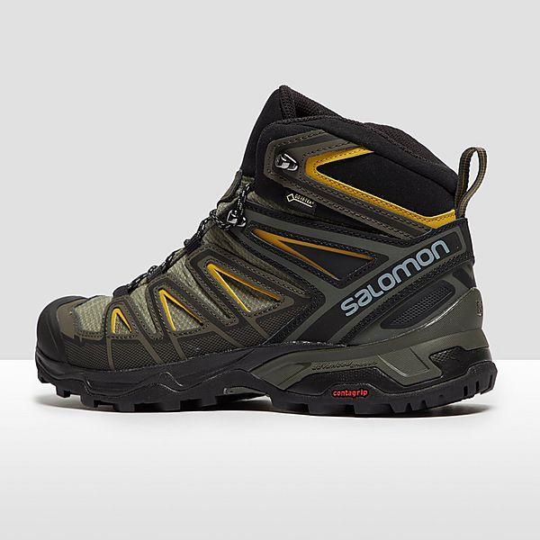 Salomon X ULTRA 3 Mid GTX Men s Hiking Shoes  40b433dd0d