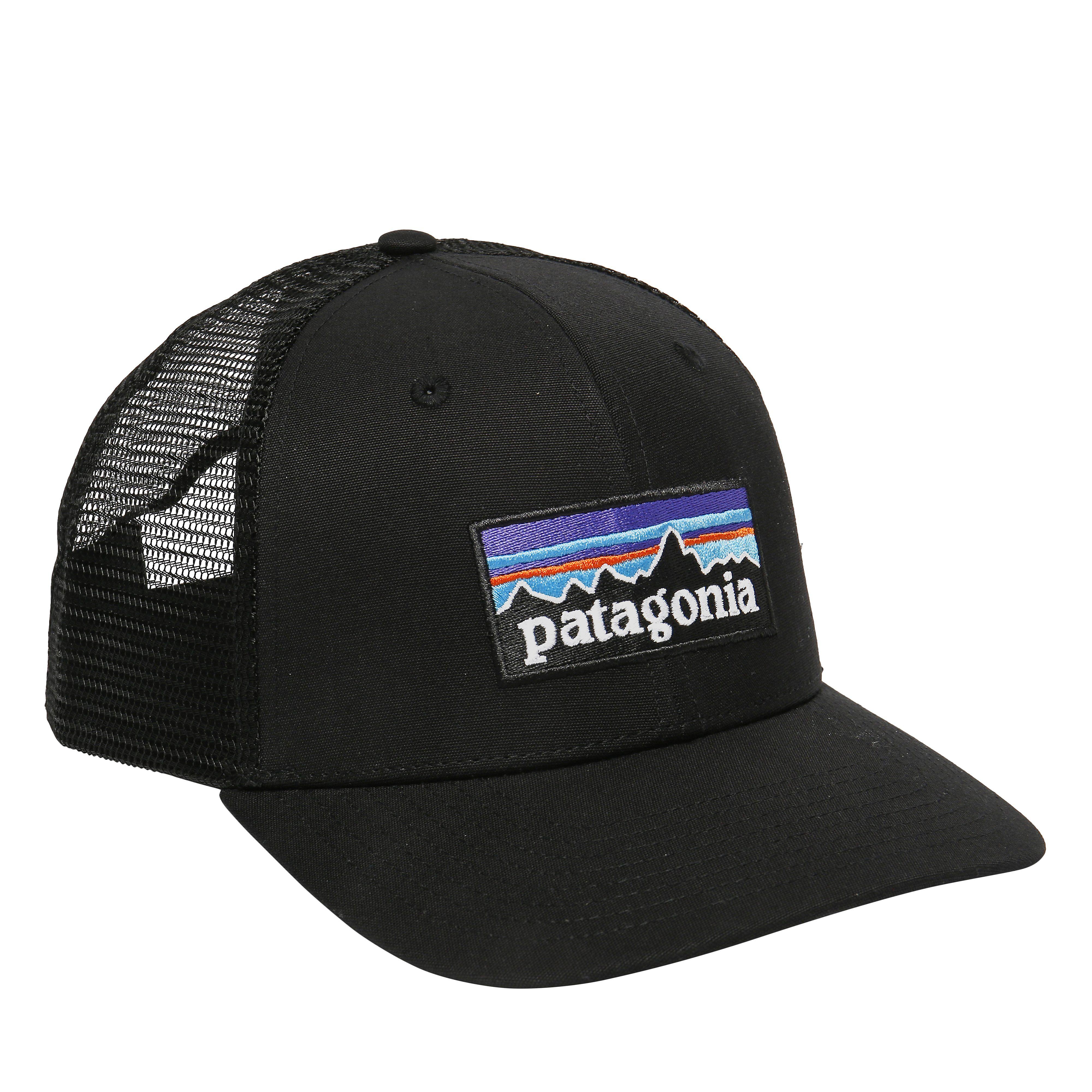 4f6e9ede Patagonia P-6 Logo Trucker Men's Cap | activinstinct