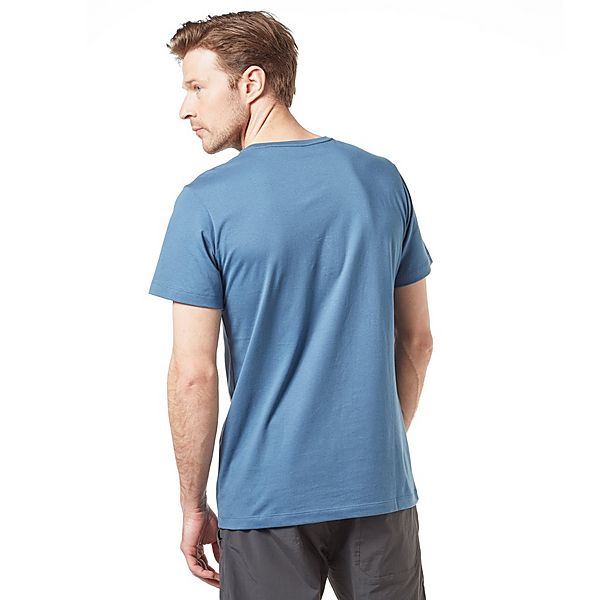 new product 04e07 fd372 Jack Wolfskin Slogan Men's T-Shirt | activinstinct