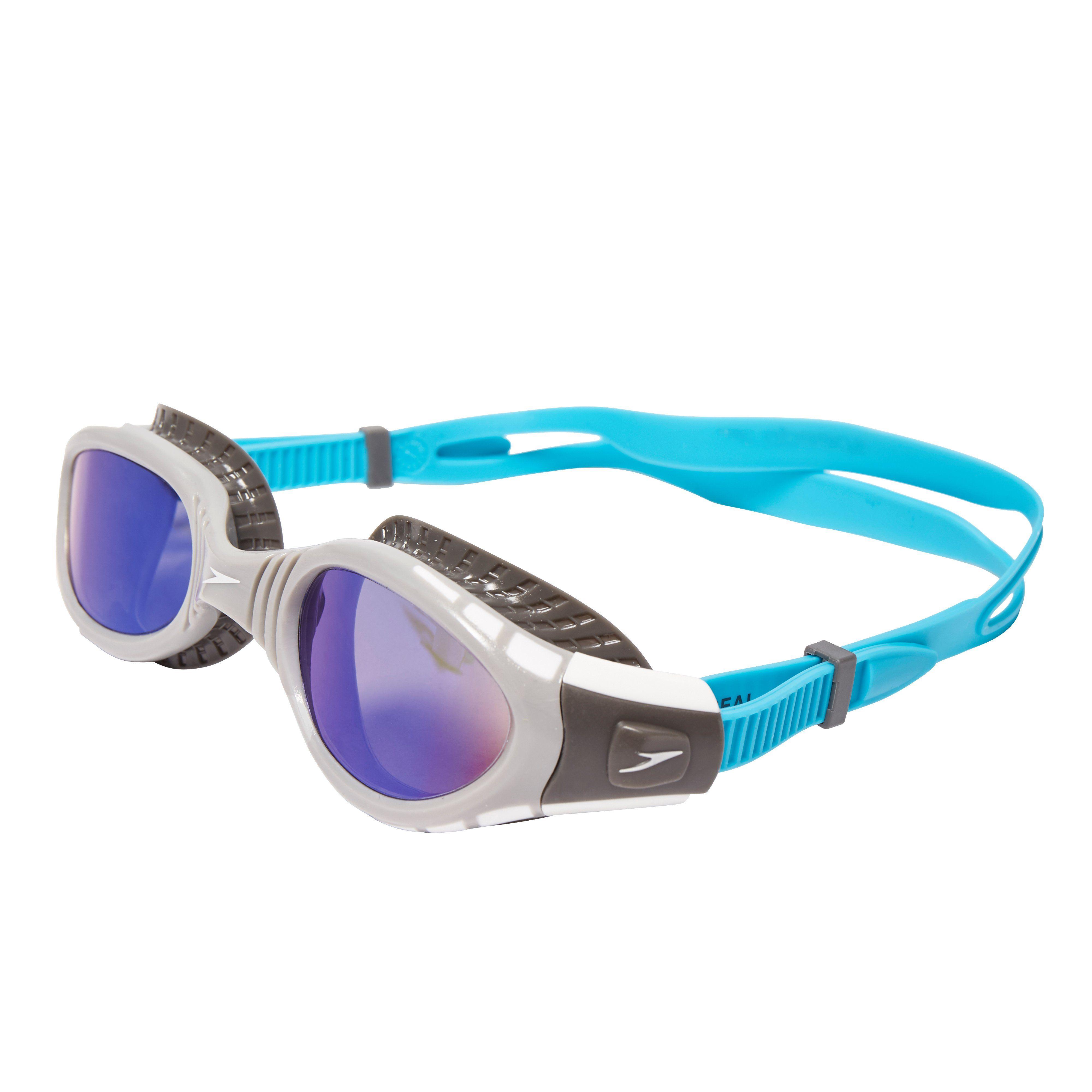 Speedo Futura Biofuse Flexiseal Mirror Adult Goggle