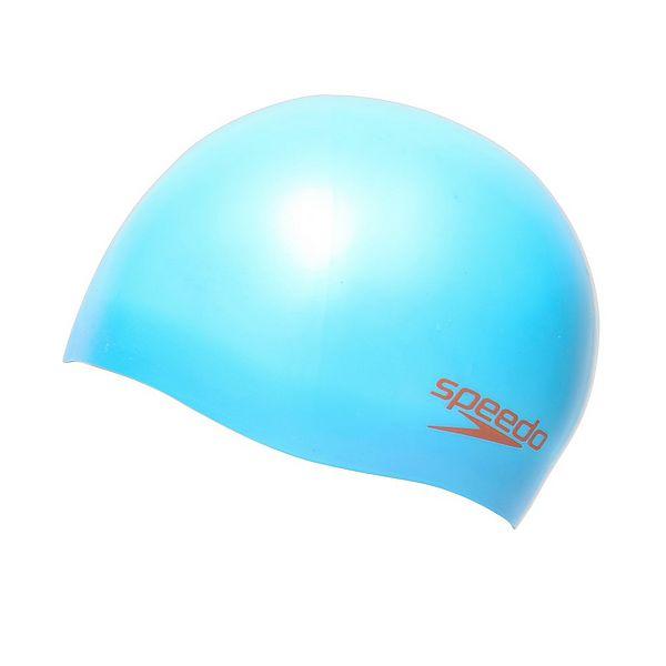 b595977cc09 Speedo Plain Silicone Junior Swimming Cap