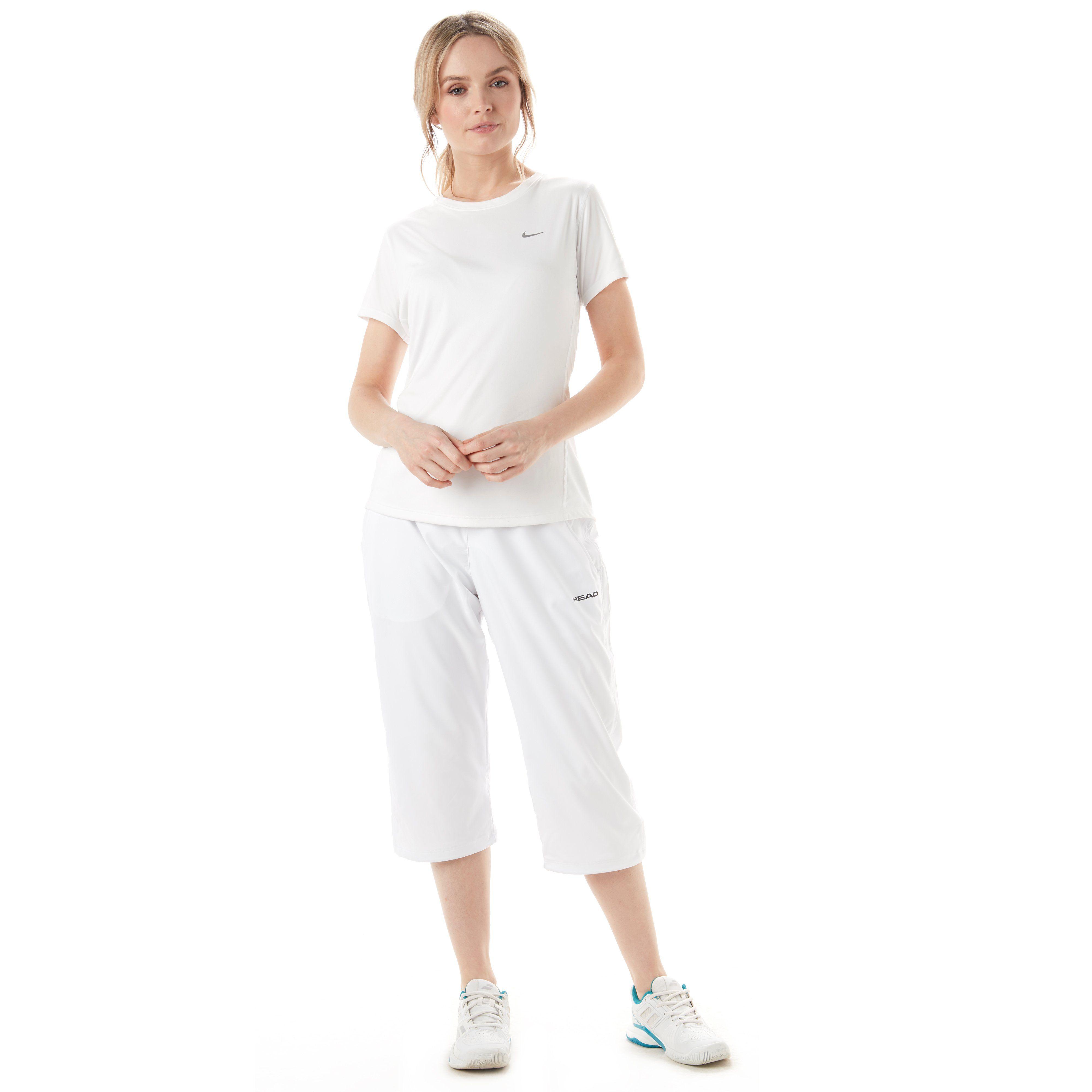 Head Club Capri Women's Pants